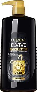 L'Oréal Paris Hair Expert Total Repair 5 Repairing Conditioner, 20 fl. oz. (Packaging May Vary) 28 fl. oz.