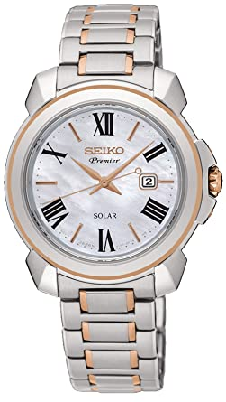 Seiko premier SUT322P1 Womens automatic-self-wind watch