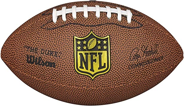 Wilson WTF1534XBDT Pelota de fútbol Americano The Duke NFL JR Team ...