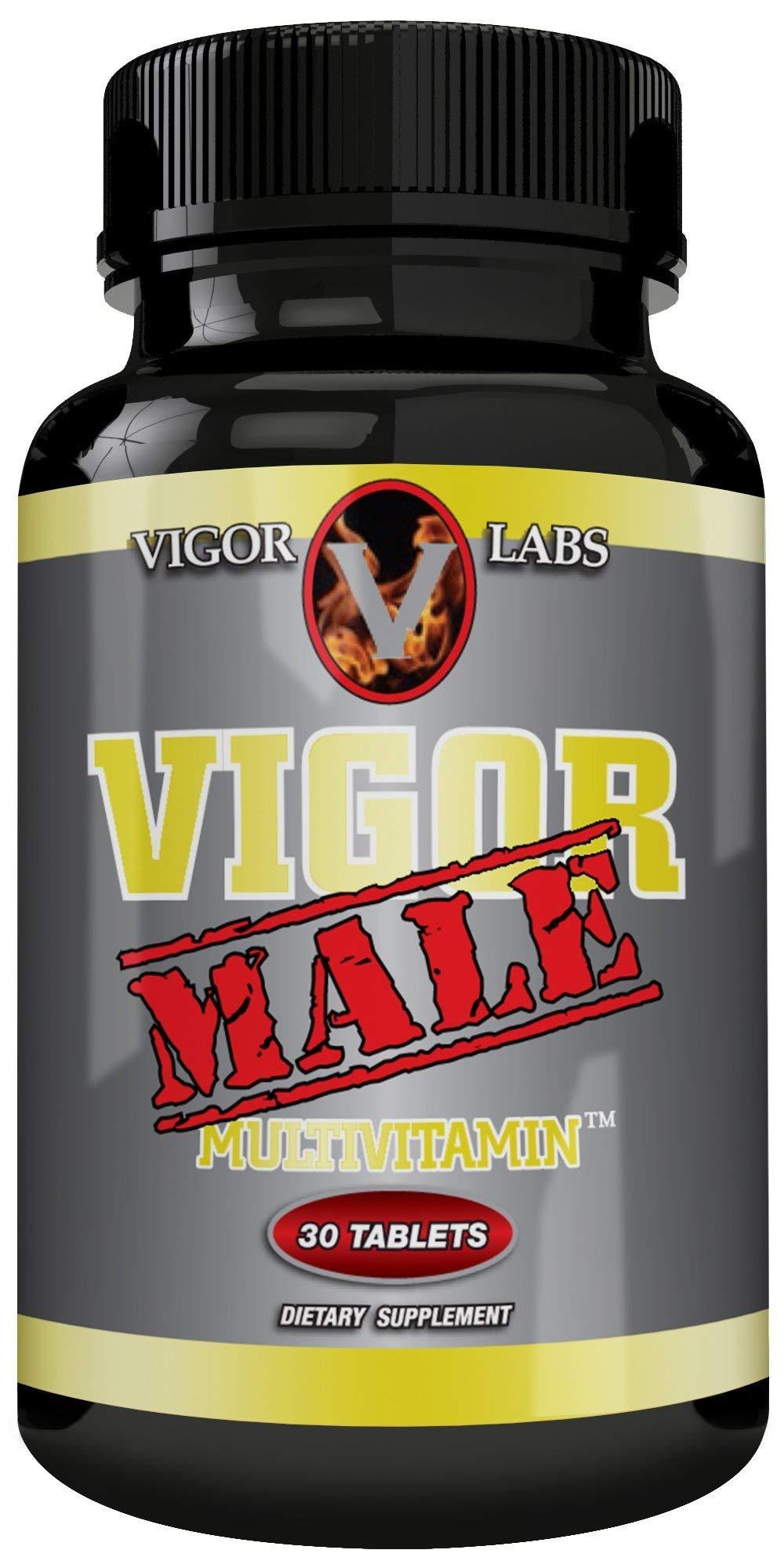 Vigor Male Multivitamin *Guaranteed Satisfaction