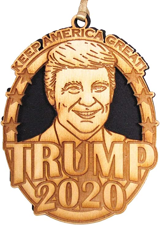 Trump 2020 Christmas Portrait Amazon.com: Treasure Gurus President Donald Trump 2020 Wood