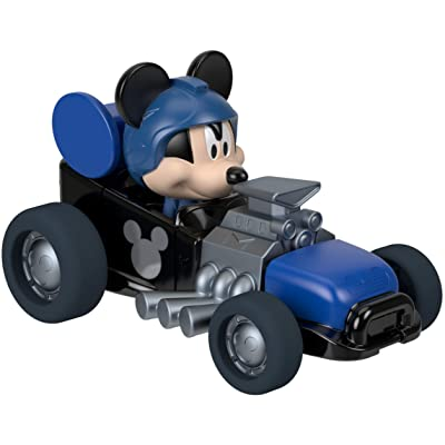 Fisher-Price Disney Mickey & the Roadster Racers, Mickey's Secret Spy Car: Toys & Games