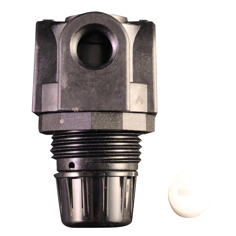 Milton S-1146 1//4 NPT Mini Low Pressure Regulator
