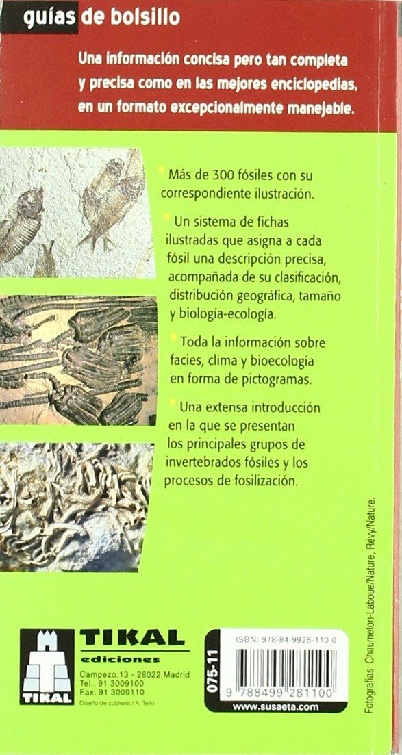 Fosiles (Guia De Bolsillo) (Guías De Bolsillo): Amazon.es: Aa.Vv.: Libros