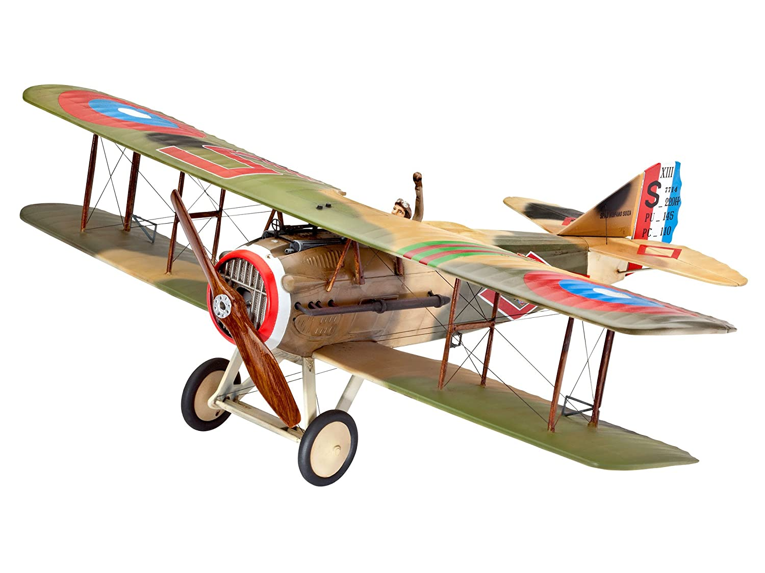 Revell - Spad XIII WW1 Fighter 1:28 Scale RG4730