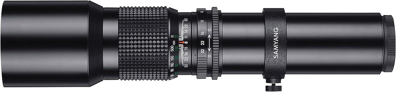 Walimex pro 300mm f6 3 espejo DSLR Nikon F