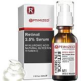 Retinol Serum 2.5% with Hyaluronic