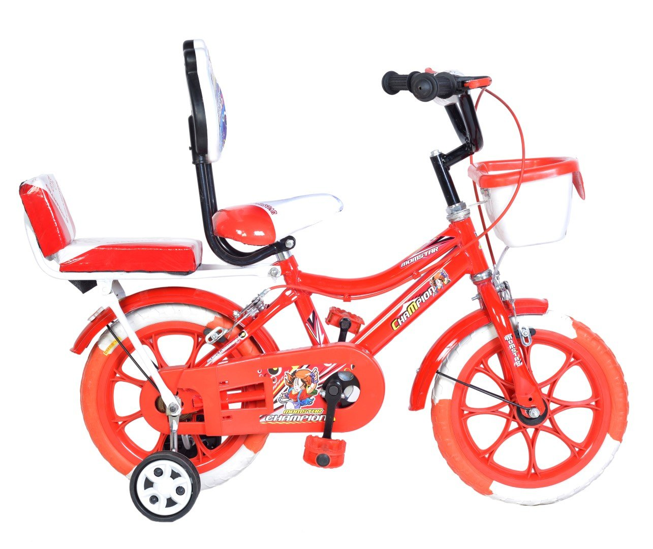 ORBIS CyclesⓇ Momstar Champion 14 inches Single Speed Recreation Bike for Kids