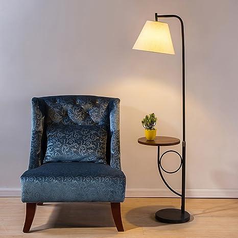 Art Lámparas de pie Lámpara de pie Moderna lámpara de Mesa ...