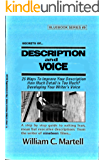 Secrets Of Description & Voice (Screenwriting Blue Books Book 9)
