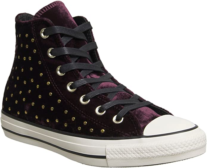 Converse Chucks (Chuck Taylor) All Star High Top Unisex Damen Herren Viola