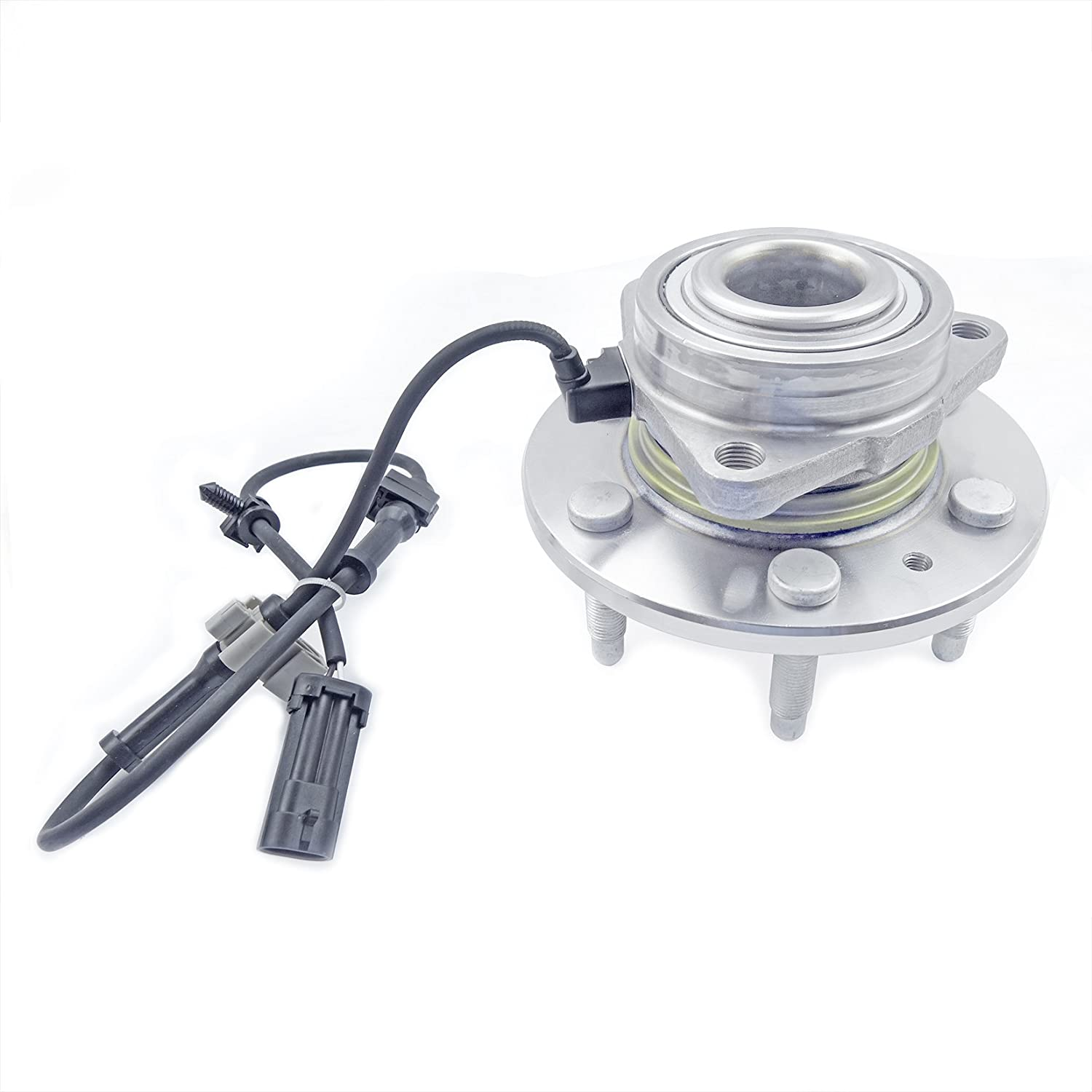Crs Nt515036 New Wheel Hub Bearing Assembly Front Left 2000 Cadillac Escalade Speaker Wiring Right For Esv Ext H 2500 Silverado 1500hd Tahoe K 1500 Suburban