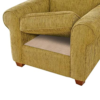 Bls Non Slip Cushion Underlay Couch Underlay Pad Keep Your Cushions Stay In The Place For Sofa Bench Or Outdoor Furniture Upgraded Double Sided