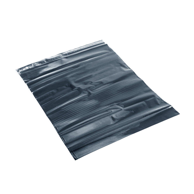 HANGERWORLD 10 Buste Postali 35cm x 40cm Medium Impermeabili Autosigillanti in Plastica per Spedizione