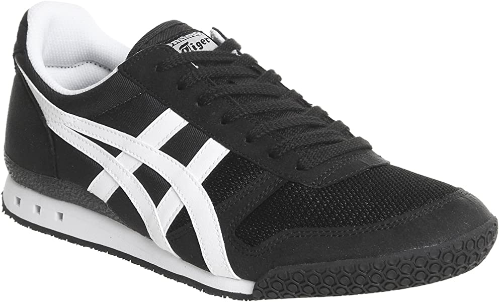 hot sale online 4a1fc fb9bd Onitsuka Tiger Ultimate 81 Trainers Black 7 UK: Amazon.co.uk ...