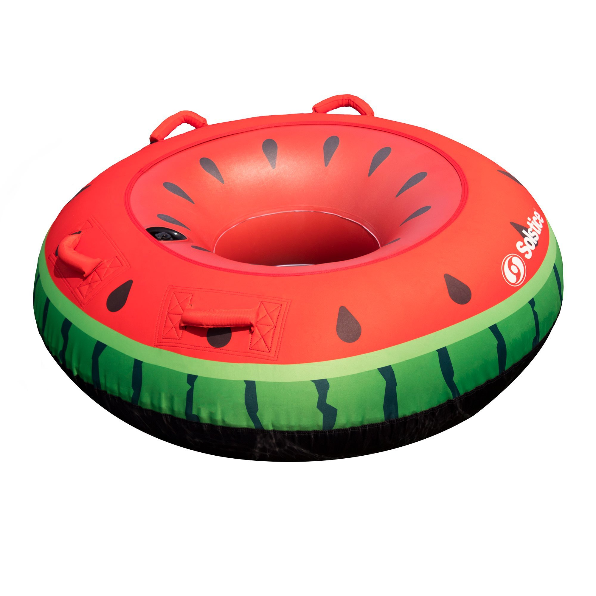 Swimline Inflatable Single Rider Watermelon Lake Ocean Water Towable Tube Float (6 Pack) by Swimline (Image #2)