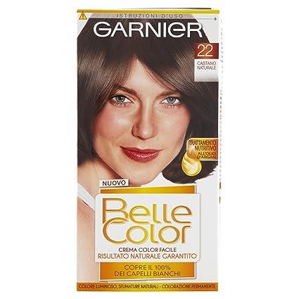 Crema colorante per capelli garnier