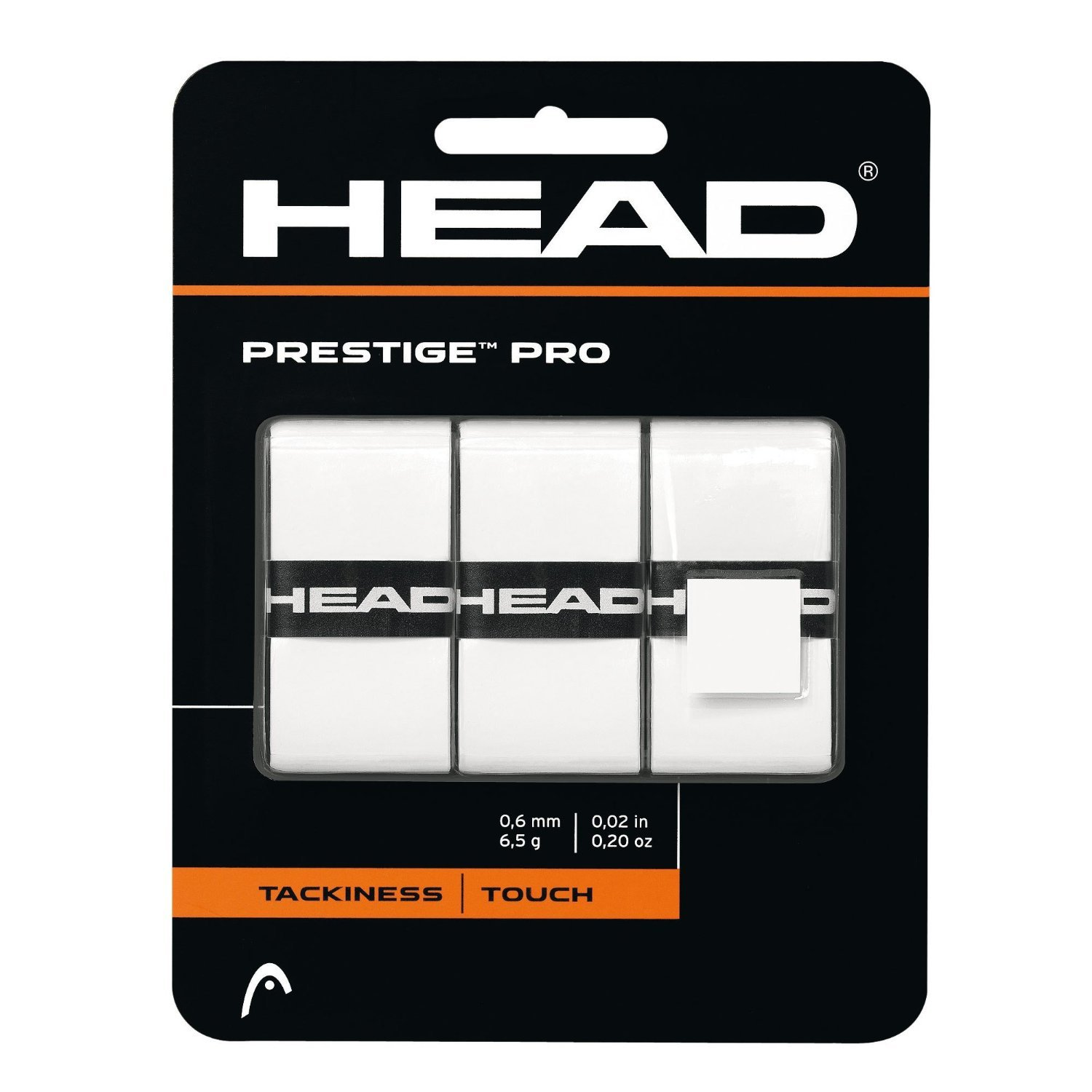 Head 282009 Prestige Pro White, Adultos Unisex, Blanco, M: Amazon ...