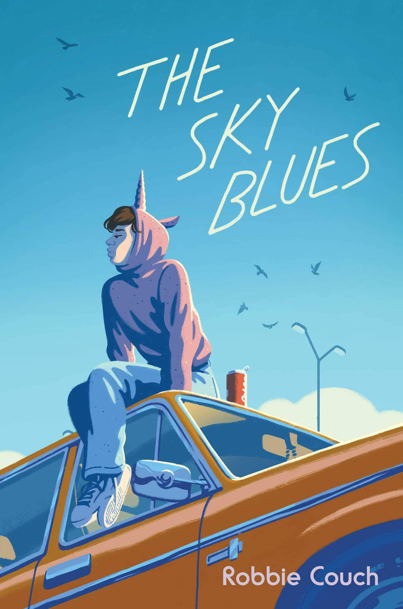 Amazon.com: The Sky Blues (9781534477858): Couch, Robbie: Books