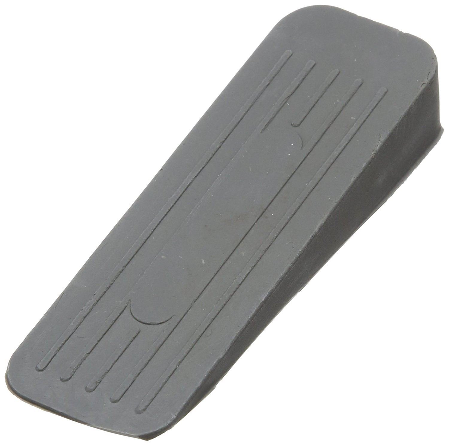 Bulk Hardware BH02509 Deluxe Heavy Duty Non-Slip Rubber Door Wedge x 2