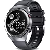 suinsist Smart Watch 2021 with Call, Fitness Tracker with Sleep Monitor, Activity Tracker with 1.54 Inch Touch HD Screen, IP6