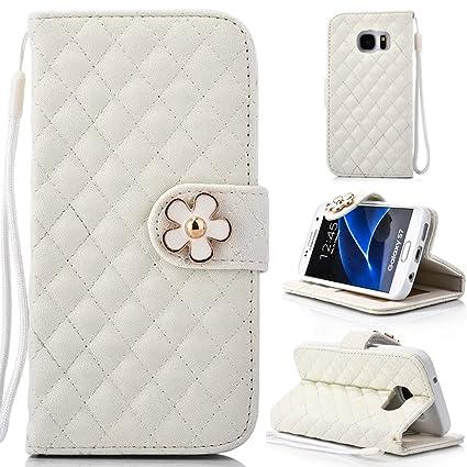 Amazon Com S7 Case Galaxy S7 Case S7 Wallet Case Aco Uint Premium