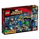 LEGO Super Heroes 76018: Hulk Lab Smash