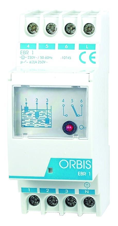 Orbis ebr1 - Control nivel liquido ebr1 230v