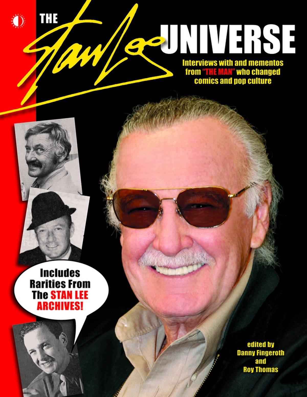 The Stan Lee Universe SC ebook