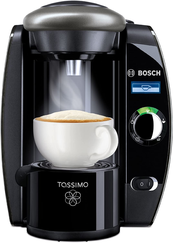 Bosch TAS6515 Tassimo - Cafetera monodosis automática, color ...