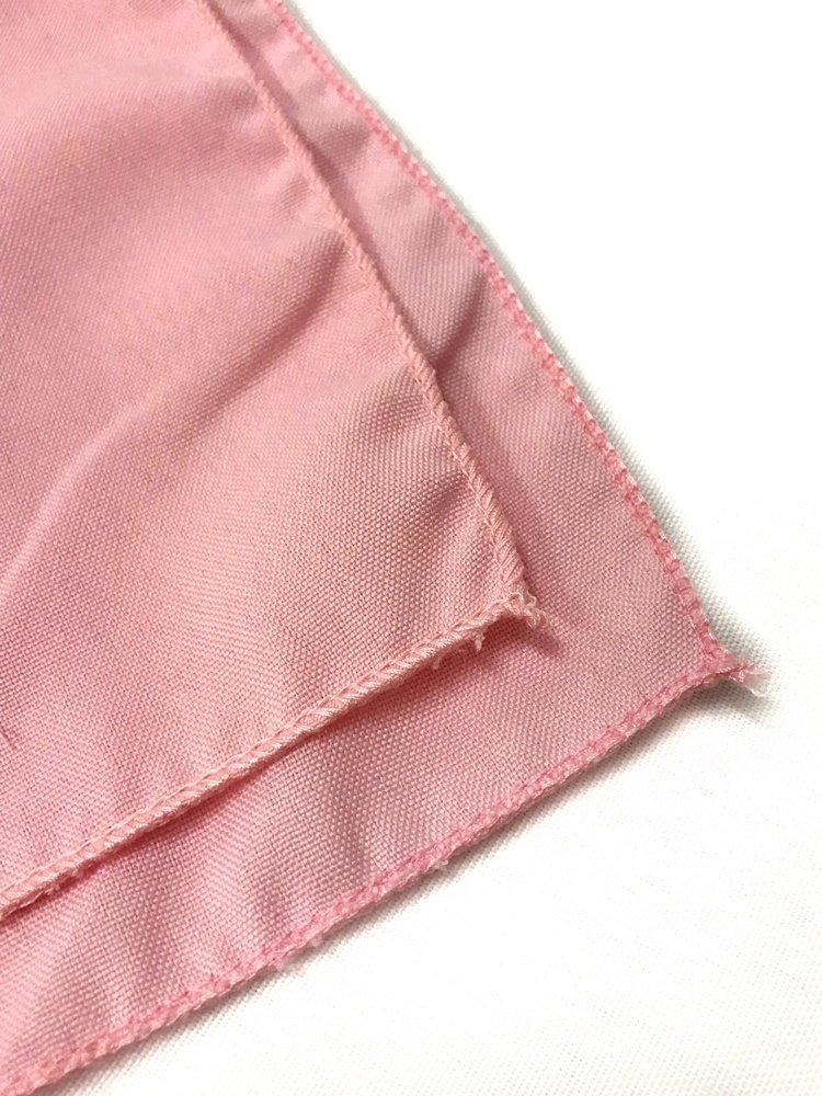 Ben Collection 60 X 60 Square Polyester Tablecloth Fuchsia