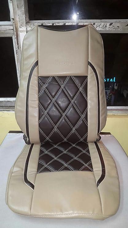 KVD Autozone Leatherette Car Seat Cover For Mahindra Bolero 9 Seater