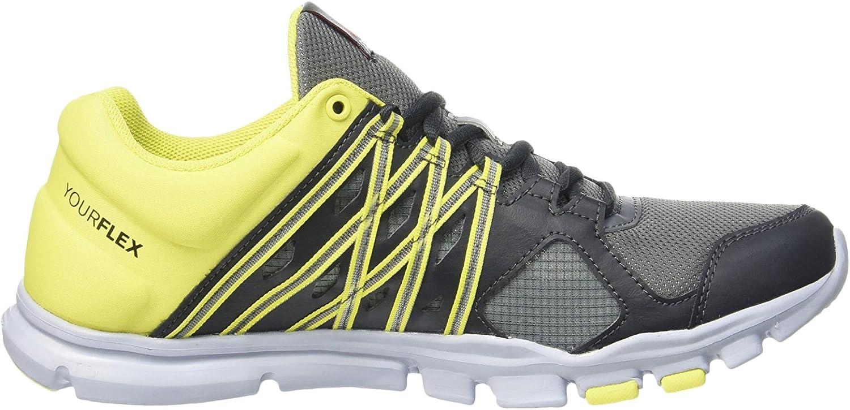 Chaussures de Fitness Gar/çon Reebok Yourflex Train 10 Alt