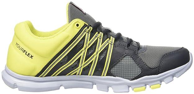 89b38090edac Reebok Men s Yourflex Train 8.0 Fitness Shoes  Amazon.co.uk  Shoes   Bags