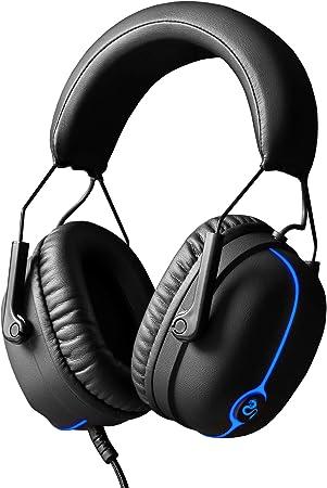 Saharagaming Headset Ps4 Xbox One Handy Computer Elektronik