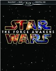 Star Wars: The Force Awakens (Blu-ray + DVD/Digital HD)