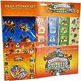 Mega Sticker Set - Skylanders Giants (Over 225 stickers + 1 Album)