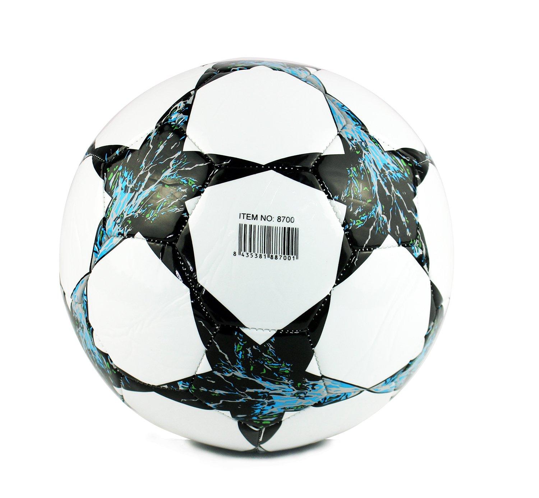 Paneles hexagonales y pentagonales Pelotas de f/útbol 20-011 footbol 8700 Talla 5 YUDA BAL/ÓN DE Futbol