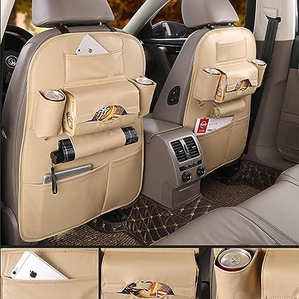 Amazon Car Back Seat Organizer Protector And IPad Mini Holder