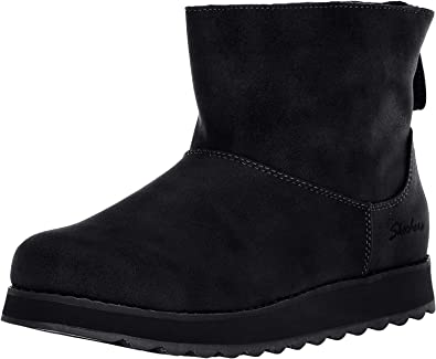 skechers 3 button boots