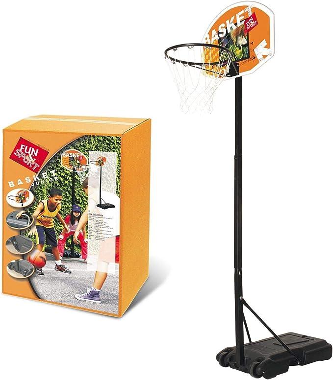 Mondo - Basket Stand Junior Oficial, Canasta (18294): Amazon.es ...