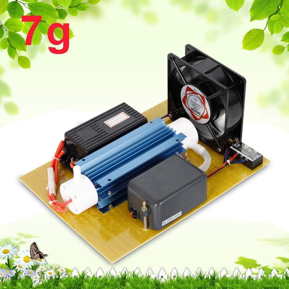 TFCFL 110 V 100 W 7 g 7000 mg/h tubo de cuarzo generador de ozono ...