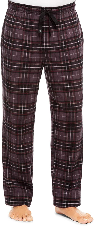 Haggar Men's Sleep Pants - Printed Jersey Pajama Bottoms