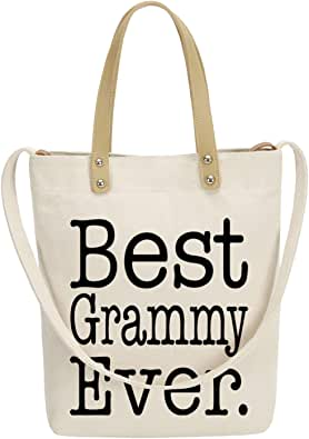 So'each Bolso de mano para mujer con diseño de Grammy Ever