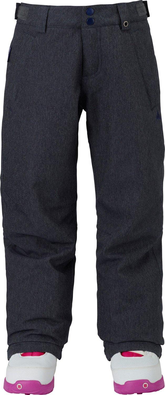 Burton Girls' Sweetart Pants, Denim W18, X-Large