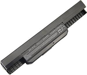 AC Doctor INC Laptop Battery for Asus A31-K53 A32-K53 A42-K53 A43 A53 A54 A83 A84 K43 K53 K54 K84 P43 P53 Pro4J Pro5N X43 X44 X53 X54 X5P X84 10.8v 7800mAh Black