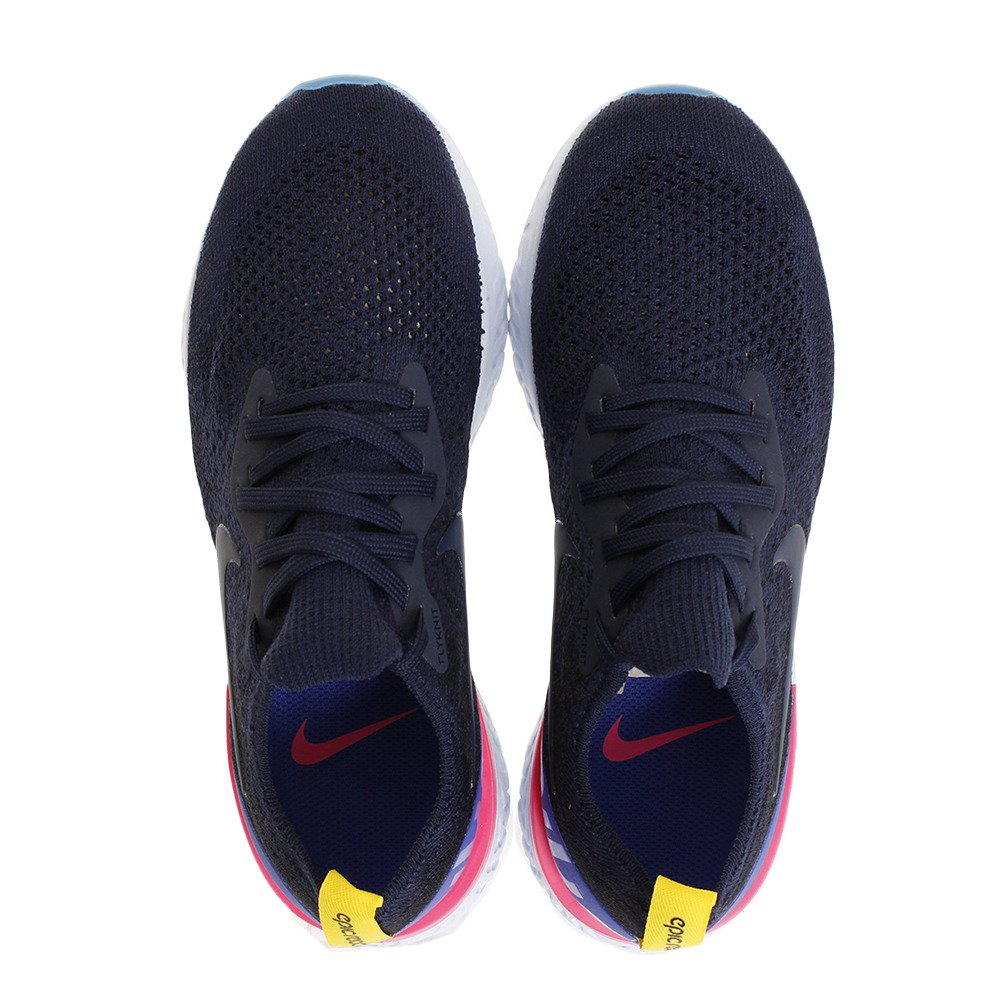 Nike Mujer Reaccionar S Wmns Epic Epic Flyknit Reaccionar Mujer Marina Universidad B079s6lwxf 733337