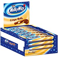 Milky Way Crispy Rolls 25 g (Pack of