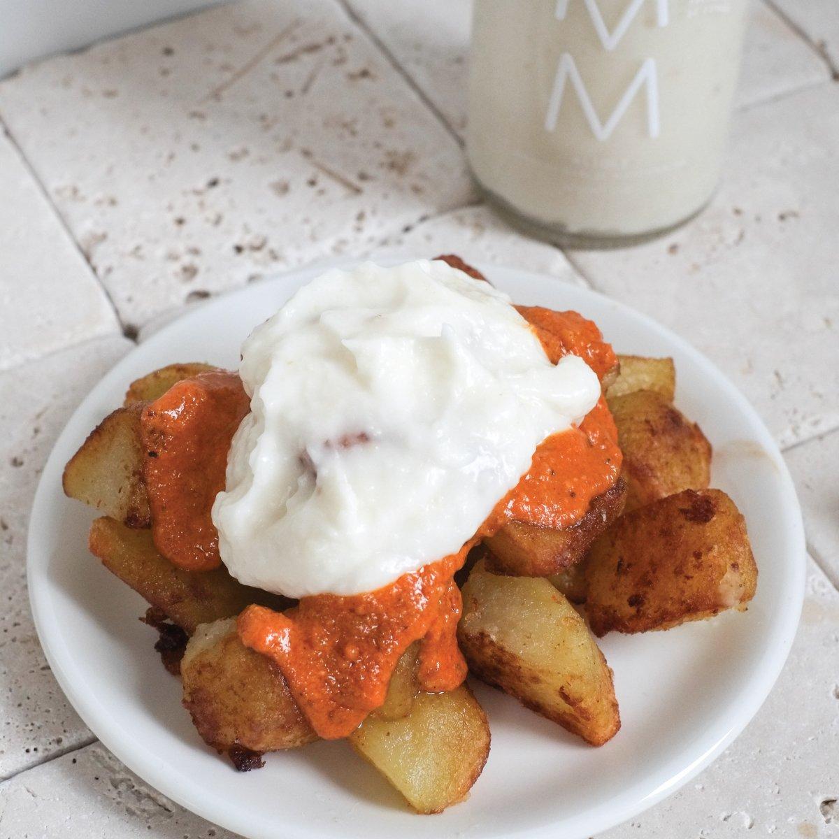 M M Alioli - Spanish Garlic Mayonnaise