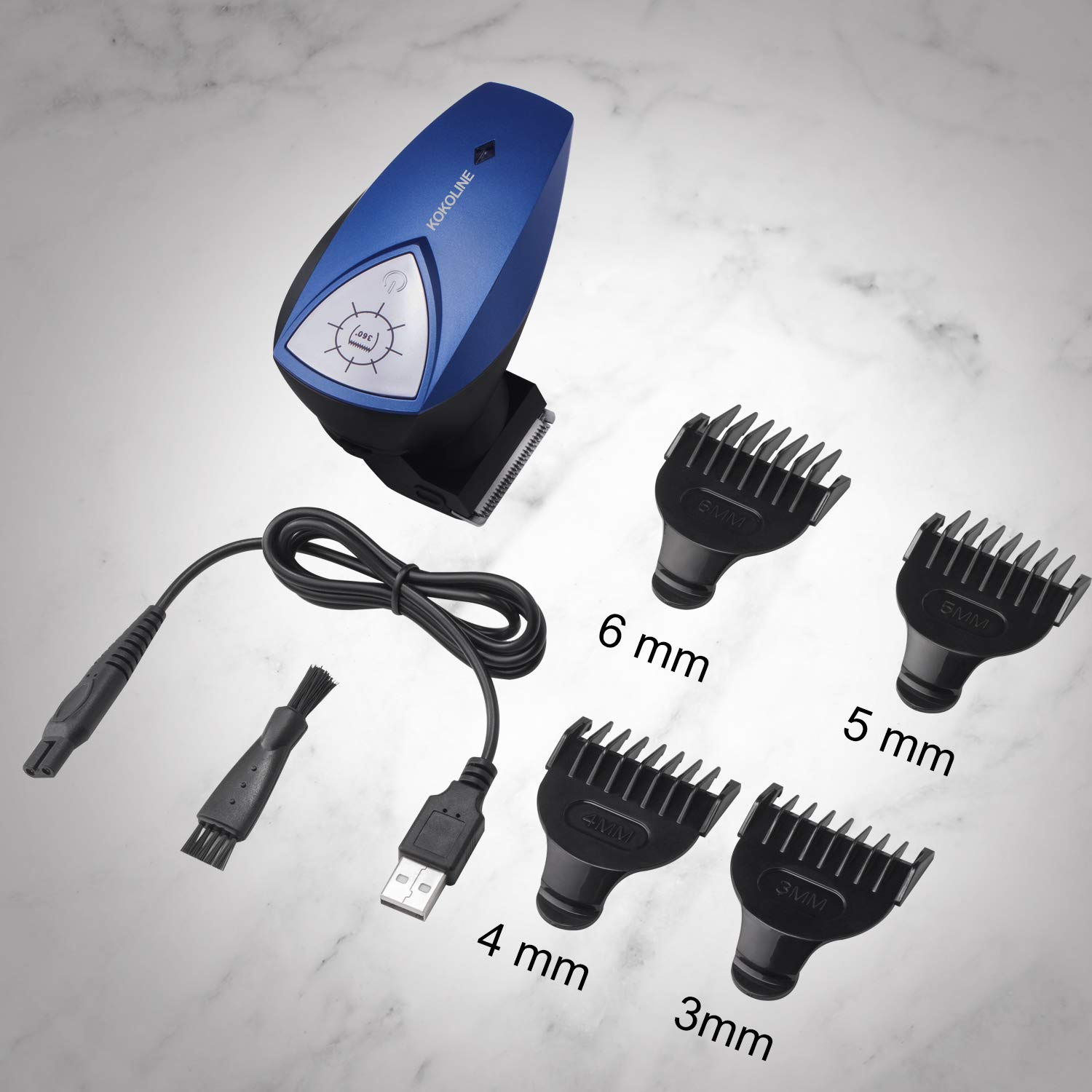 Amazon coupon code for Self Cut Hair Clipper for Men
